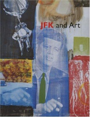 JFK and Art 9780711223424