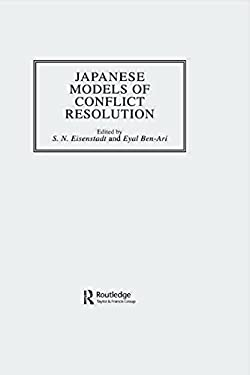 Japanese Models of Conflict Reso 9780710303424