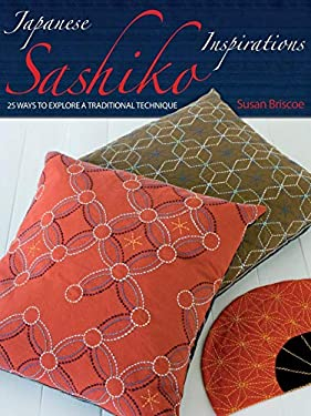 Japanese Sashiko Inspirations 9780715326411