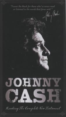 Johnny Cash New Testament-NKJV-Collector's 9780718018771
