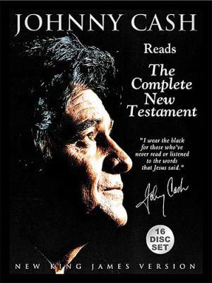 Johnny Cash Reads the Complete New Testament-NKJV 9780718006778