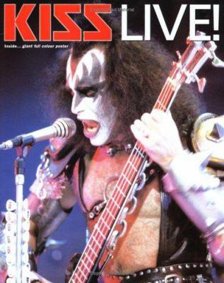 Kiss: Live! 9780711960084