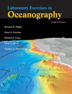 Laboratory Exercises in Oceanography 9780716737421
