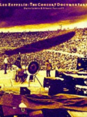 Led Zeppelin: Concert Documentary 9780711953079