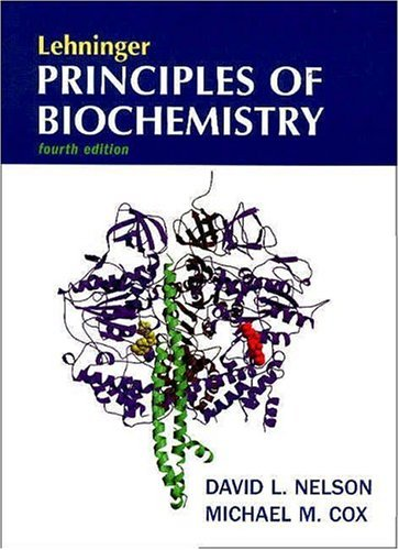 Lehninger Principles of Biochemistry 9780716743392
