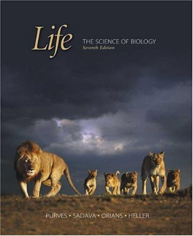 Life: The Science of Biology [With CDROM] 9780716788515