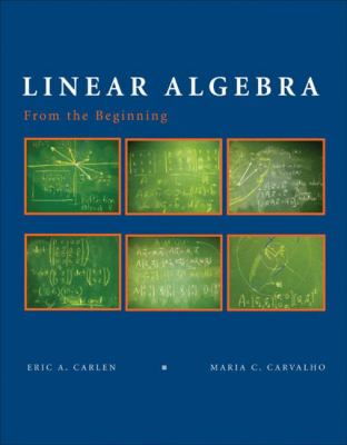 Linear Algebra: From the Beginning 9780716748946