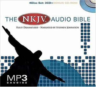 MP3 Bible-NKJV 9780718018078