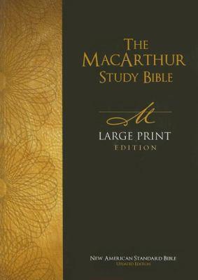 MacArthur Study Bible-NASB-Large Print 9780718020057