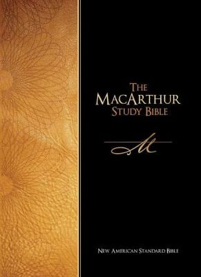 MacArthur Study Bible-NASB-Personal Size 9780718025113