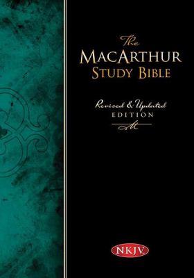 MacArthur Study Bible-NKJV 9780718025083
