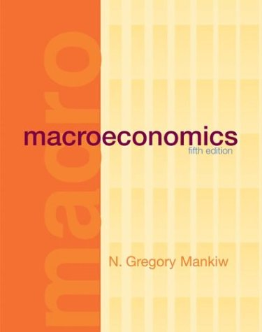 Macroeconomics 5e 9780716752370