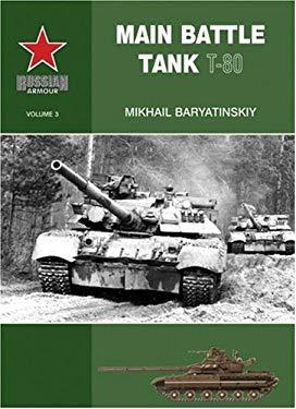 Main Battle Tank T-80 9780711032385