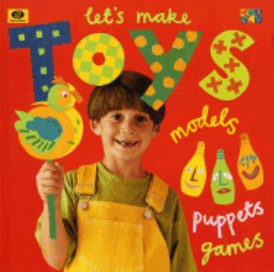 Make Toys 9780716656043
