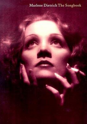 Marlene Dietrich : The Songbook - Hal Leonard Publishing Corporation