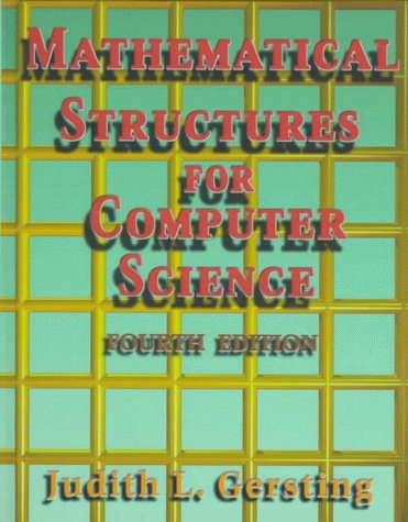 Mathematical Structures for Computer Sci 9780716783060