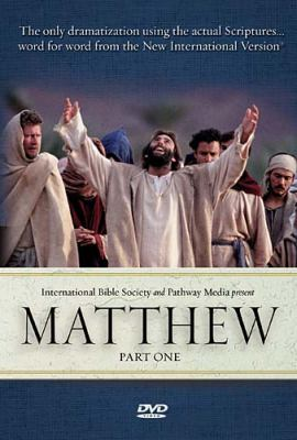 Matthew: A Dramatic Presentation of the Life of Jesus 9780718014537