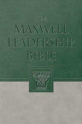 Maxwell Leadership Bible-NKJV-Briefcase 9780718013455