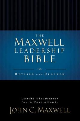 Maxwell Leadership Bible-NKJV-Briefcase Revised & Updated 9780718025274