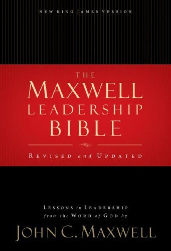 Maxwell Leadership Bible-NKJV 9780718020156