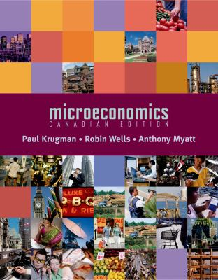 Microeconomics: Canadian Edition 9780716786894