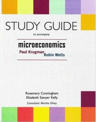 Microeconomics Study Guide 9780716757559