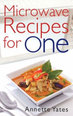 Microwave Recipes for One 9780716020448