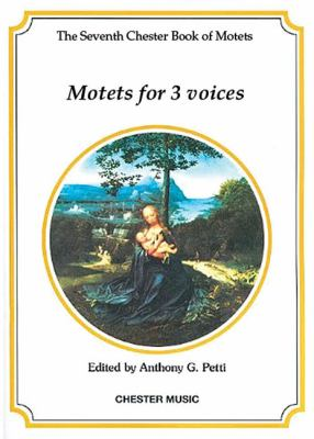 Motets for 3 Voices 9780711938199