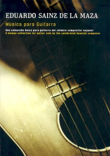 Musica Para Guitarra: Music for Guitar 9780711969834