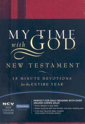 My Time with God-NCV 9780718025380