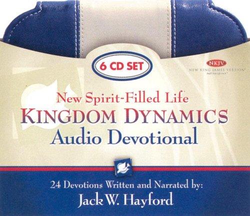 New Spirit-Filled Life Kindgom Dynamics Audio Devotional-NKJV