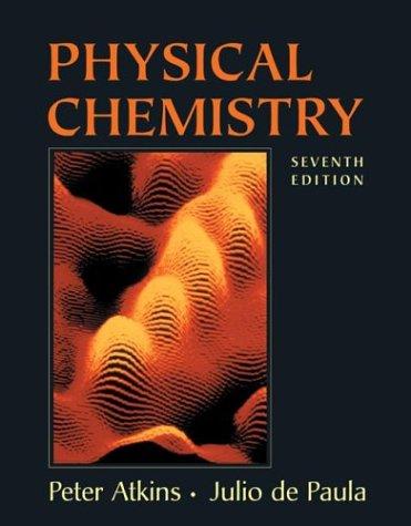 Physical Chemistry 9780716735397