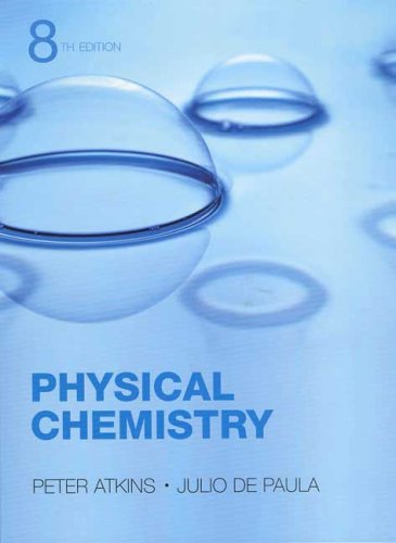 Physical Chemistry - 8th Edition
