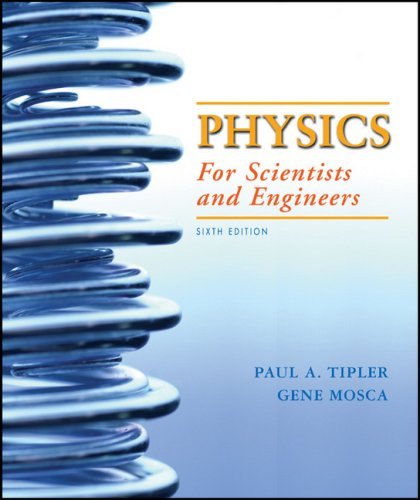 Physics for Scientists and Engineers with Modern Physics 9780716789642