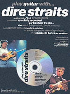 Play Guitar with Dire Straits [With CD Pack] 9780711963733