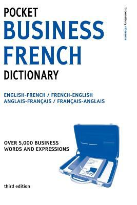 Pocket Business French Dictionary 3ed (Large Print) 9780713677355