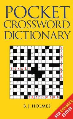 Pocket Crossword Dictionary: 9780713675030