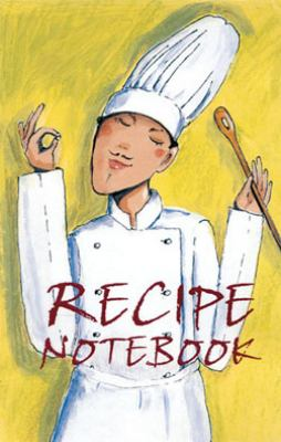 Recipe Notebook 9780711228627