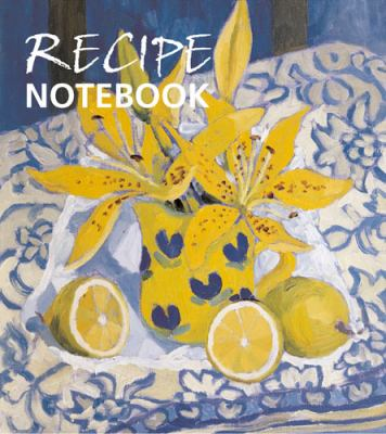 Recipe Notebook 9780711231139