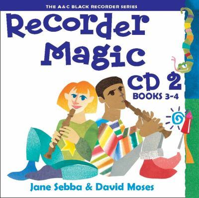 Recorder Magic 9780713659320