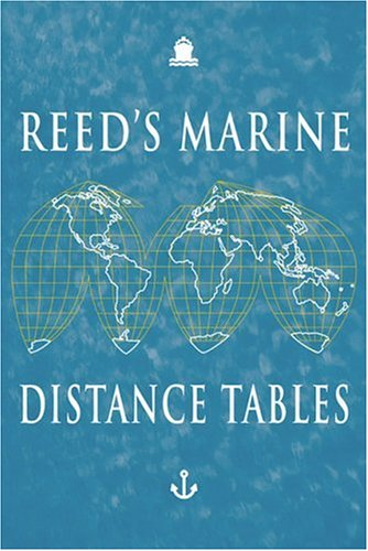 Reed's Marine Distance Tables 9780713668056