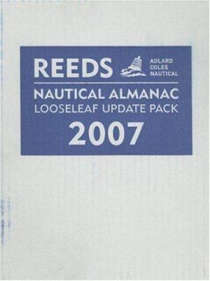 Reeds Nautical Almanac Looseleaf Update Pack 9780713678277