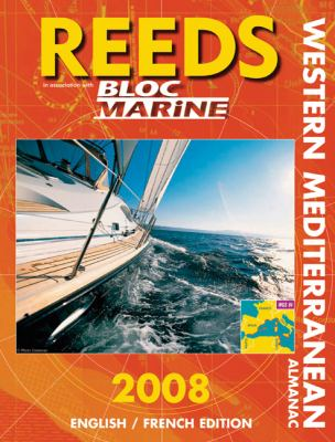 Reeds Western Mediterranean Almanac 9780713686708
