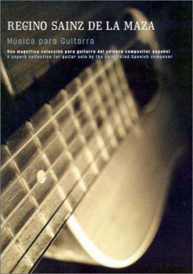 Regina Sainz de La Maza: Musica Para Guitarra 9780711980266