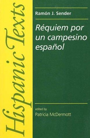Requiem Por Un Campesino Espanol 9780719032226