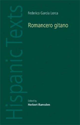 Romancero Gitano 9780719078255