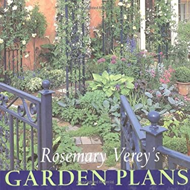 Rosemary Verey's Garden Plans 9780711218321