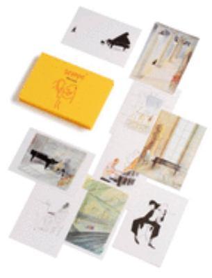 Sempe: Musicians Postcards 9780714845616