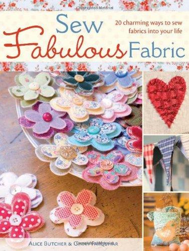 Sew Fabulous Fabric 9780715328583
