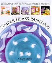Simple Glass Painting: 25 Beautiful Step-By-Step Glass Painting Projects 2613761